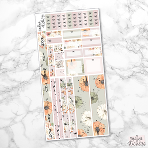 Snuggle Foiled Hobonichi Weeks Kit