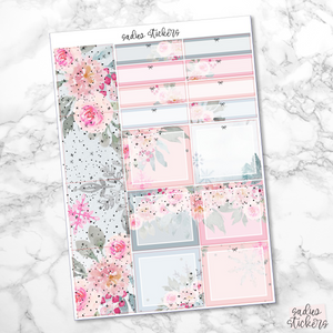 A5 Wide December Monthly Kit