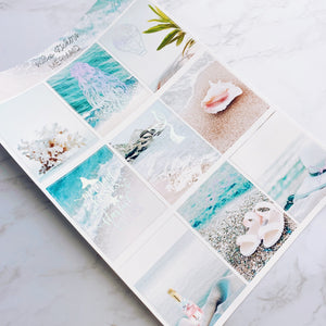 Mermaid Foiled Weekly Kit