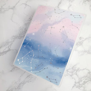 Large Size Sticker Album - Celestial Pixie Dust Holo