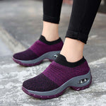Women Fashion Trend Casual Comfortable Sleek Sneakers Athletic Shoes
