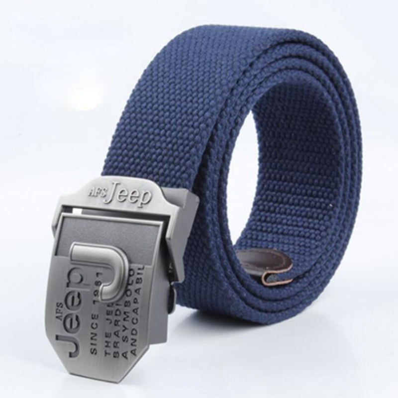 Mens Luxury Military Jeans Belts