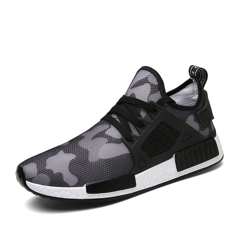Men Casual Mesh Breathable Shoes