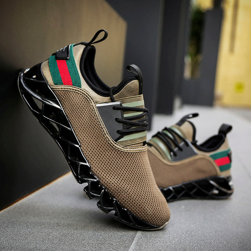 Cool Breathable Men Sneakers Shoes