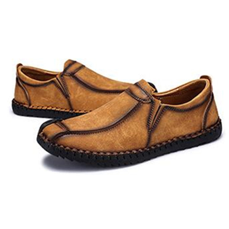 Men's Genuine Leather Vintage Handmade Shoes