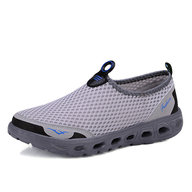 Men Casual Slip On Flats Shoes