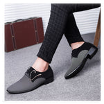 Men  Office Dress Suit Casual Shoes