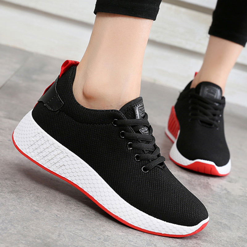 Women Cotton Running Sports Shoes
