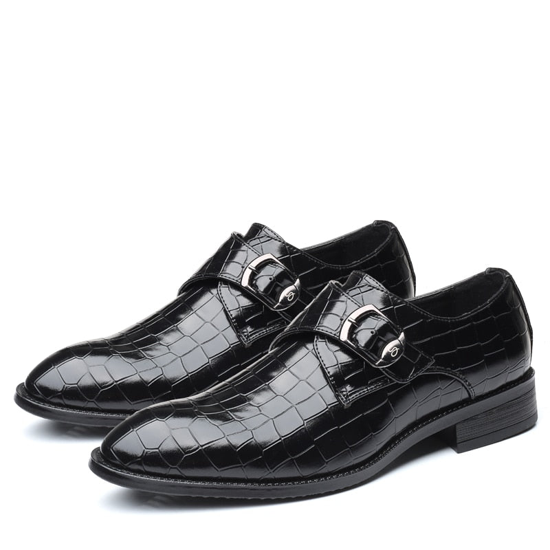 Men Office Business Wedding Shoes