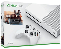 Microsoft Xbox One S Battlefield Bundle 500GB Consola