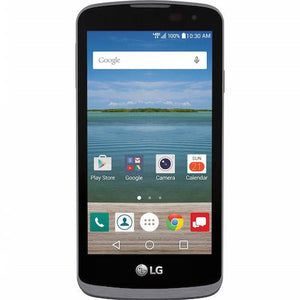 "LG Optimus Zone 3 K4 Pantalla 4.5"" 8GB 4G LTE Android Quad-Core 5MP HD Dual Cam Smartphone"