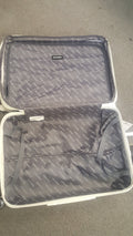 "$300 Steve Madden Cubic 25"" Expandable Hardside Spinner Luggage"