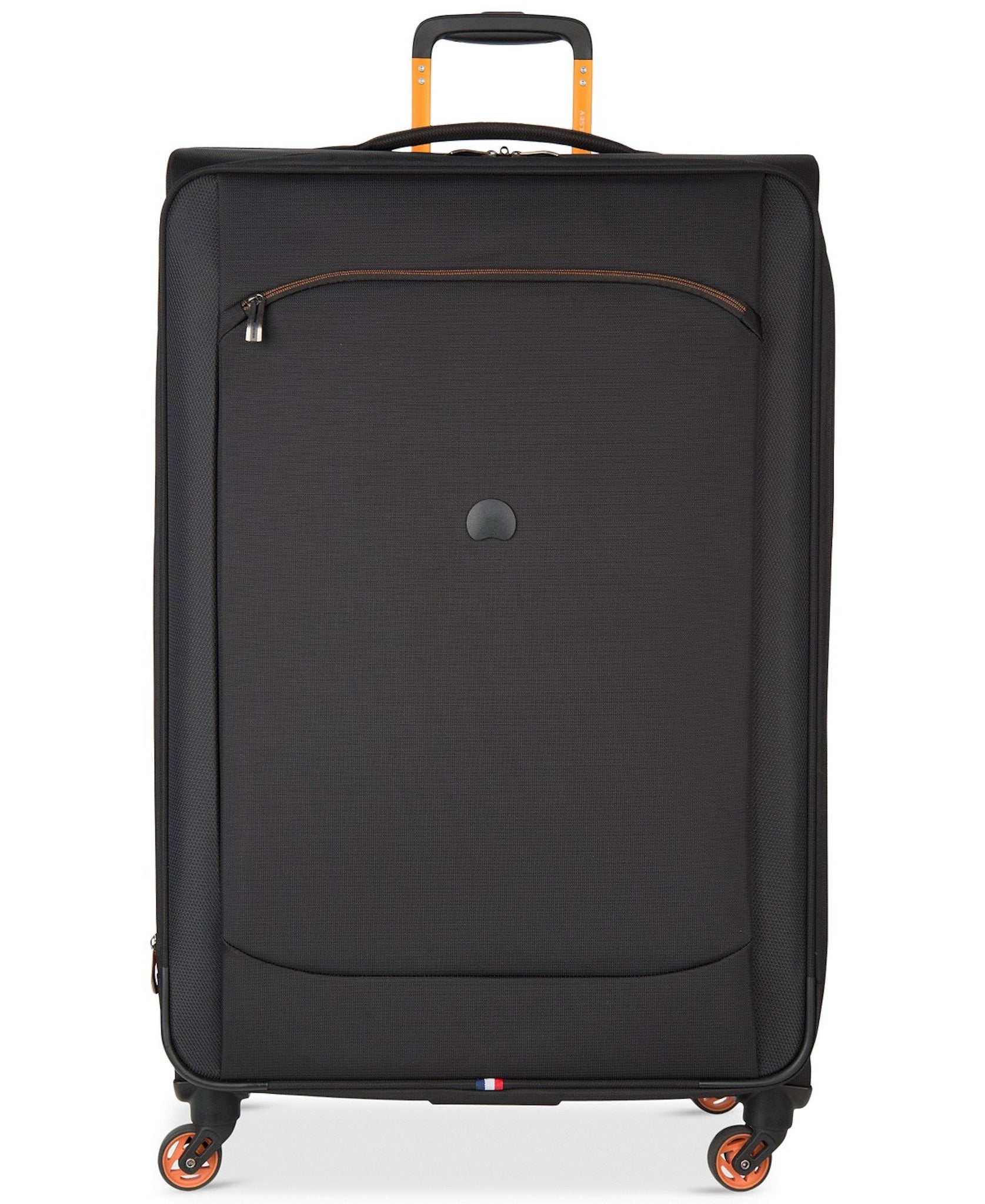 "$360 Delsey 29"" Hyperlite 2.0 Expandable Spinner Suitcase Luggage Black"