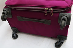 $200 Revo City Lights 2.0 25'' Spinner Luggage Suitcase