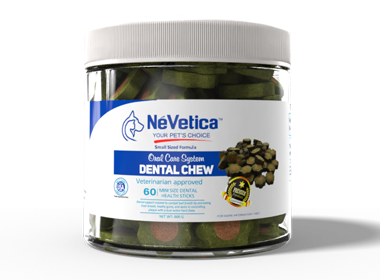 Dental Chews-Nevetica-Pup Town Spaw LLC