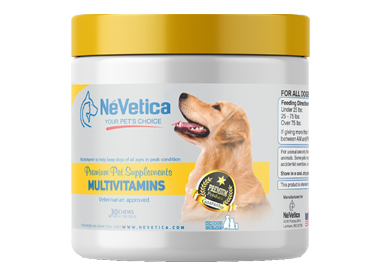 Multivitamin-Nevetica-Pup Town Spaw LLC