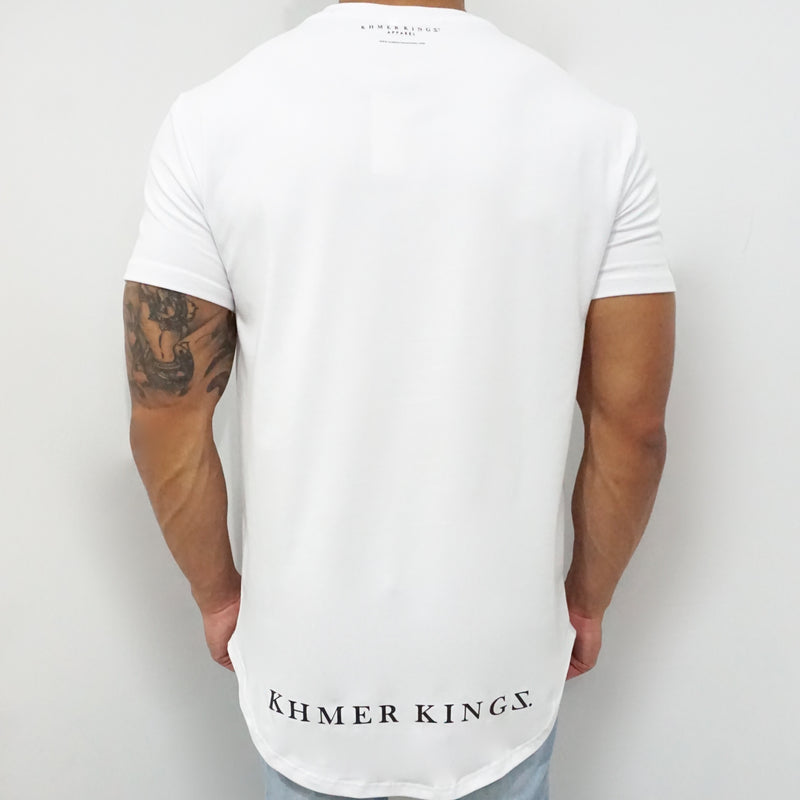 White Kings Tee