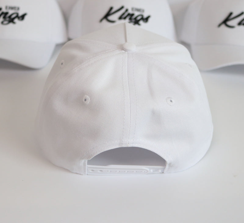 Kings Script 940 A-Frame SnapBack Hat
