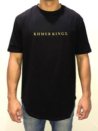 Black And Gold Tee