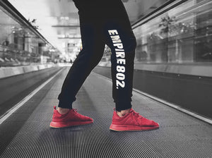 Black Empire 802 Sweatpants (Unisex)