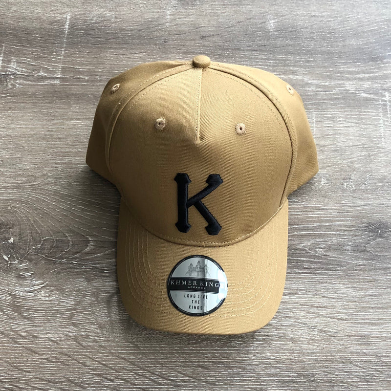 Brown K 940 A-FRAME SNAPBACK