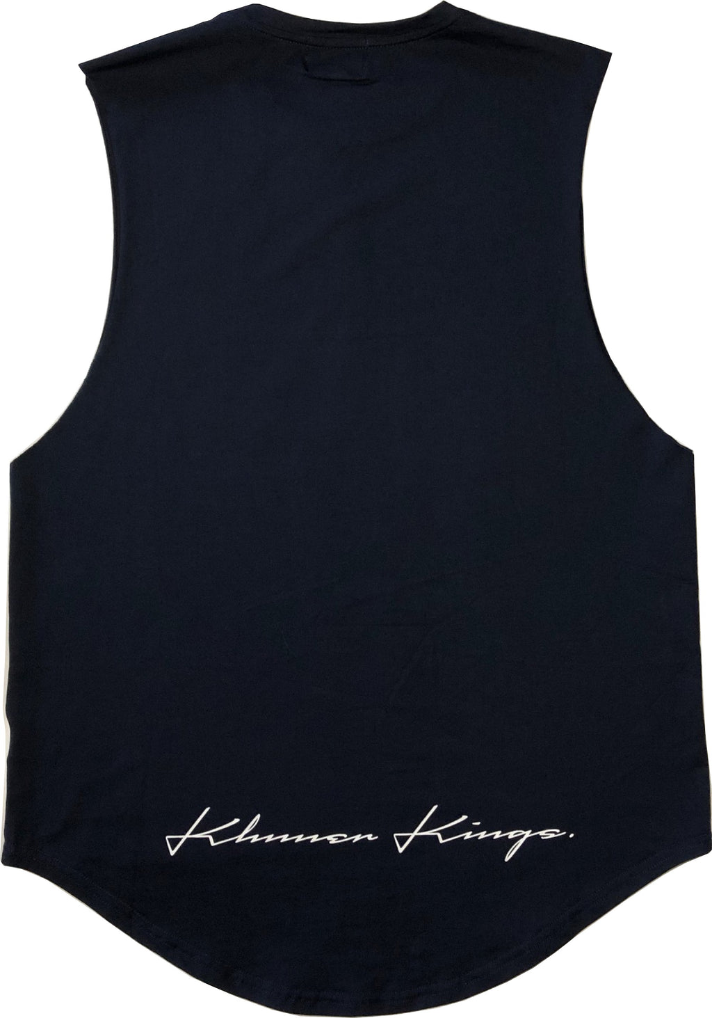 Khmer Kings College Tank (Navy Blue)