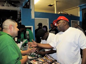 The Jacka Instore From 2010