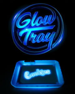 "COOKIES X GLOWTRAY ""V2 TRAY"" (BLUE)"