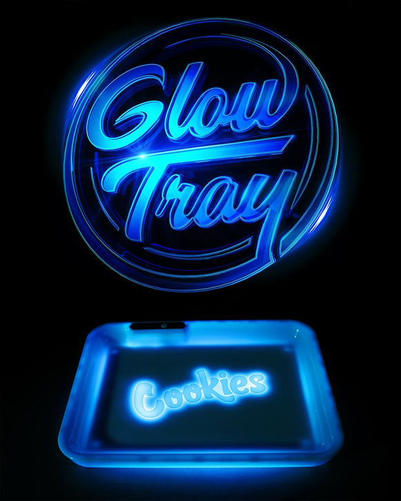 COOKIES X GLOWTRAY