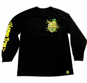 "LEMON TREE ""SPLAT COLOR"" LONGSLEEVE TEE"