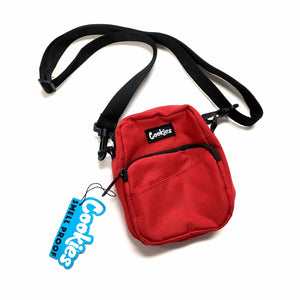 "COOKIES ""CLYDE"" SMALL SHOULDER BAG (RED)"