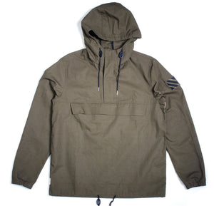 "KENNEDY ""RIPSTOP"" ANORAK JACKET (OLIVE)"