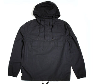 "KENNEDY ""RIPSTOP"" ANORAK JACKET (BLACK)"