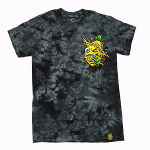 "LEMON TREE ""SPLAT CHEST"" TEE (CRYSTAL WASH)"