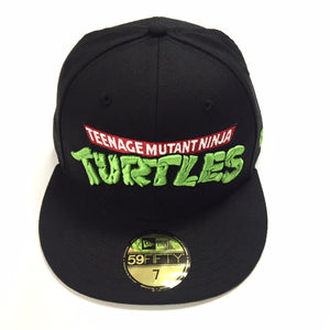 "NEW ERA ""TMNT"" FITTED HAT"