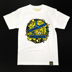 "LEMON TREE ""ROSIN"" TEE (WHITE)"