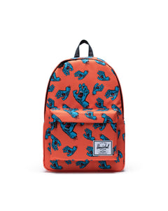 "HERSCHEL X SANTA CRUZ SKATEBOARDS ""CLASSIC XL"" BACKPACK"