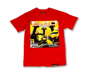 "SICK WID IT ""ELEMENT OF SURPRISE"" TEE (RED)"
