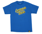 "LEMON TREE ""SUNSET"" TEE (ROYAL)"