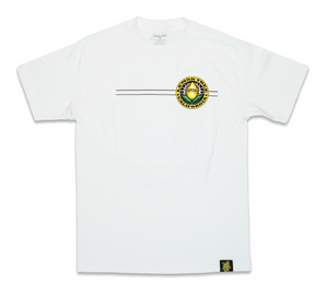 "LEMON TREE ""CALIFORNIA SEAL"" TEE (WHITE)"