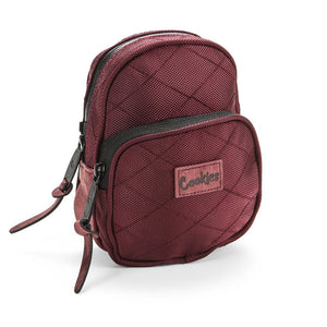 "COOKIES SF ""V2 1680"" MINI BACKPACK (BURGUNDY)"
