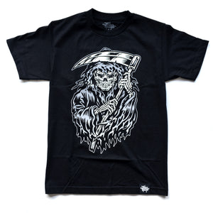 "JIMBO PHILLIPS ""REAPER"" TEE (BLACK)"