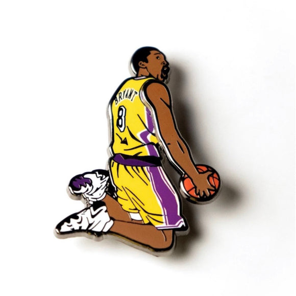 "GOOD DOPE ""MAMBA"" PIN"