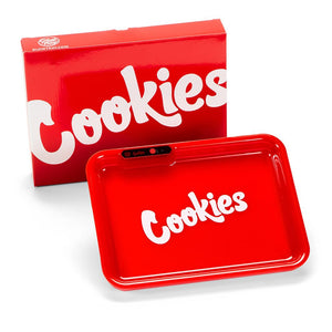 "COOKIES X GLOWTRAY ""V2 TRAY"" (RED)"