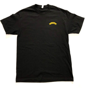 "SFC ""OG BANNER"" TEE (BLACK/GOLD)"