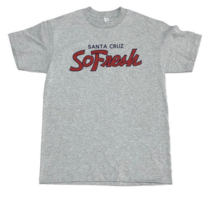 "SFC ""HOOD OL DAYS"" TEE (USA/HEATHER)"