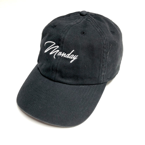 "MONDAY ""LOGO"" DAD HAT"