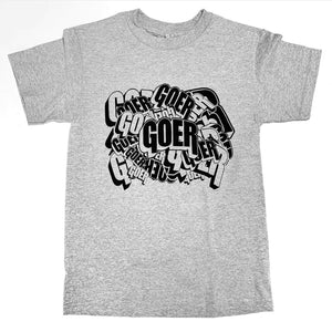 "GOER ""ALL OVER"" TEE"