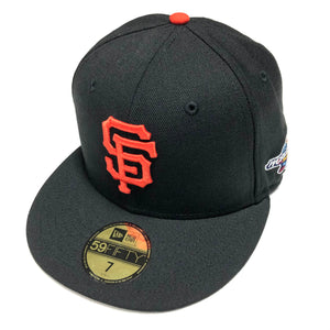 "NEW ERA ""2002"" WS SIDE PATCH"" SF GIANTS FITTED HAT"