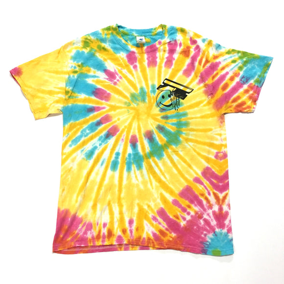 "SFC X CRIMEWAVE ""NUMB THE PAIN"" TEE (TIE DYE)"